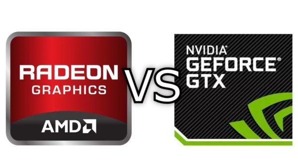 NVIDIA GEFORCE и AMD RADEON