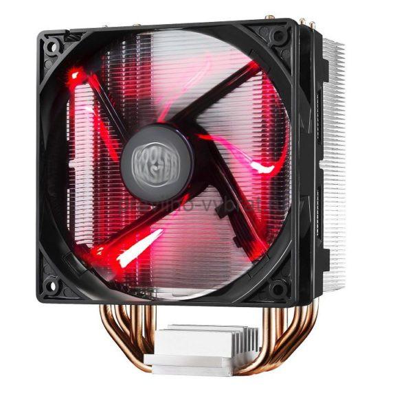 Кулер с LED-подсветкой вентилятора